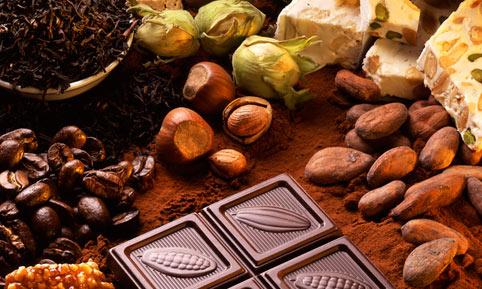 Chocoladeverwerking
