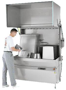 Industriële afwasmachines voor gereedschappen