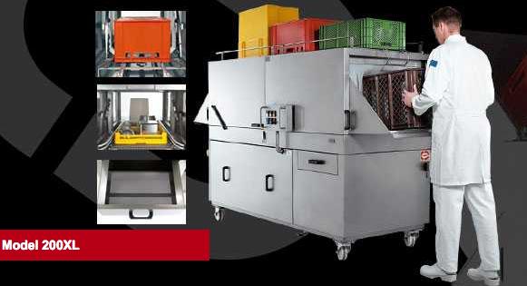 Jeros Platenpoetsmachines 6000 serie